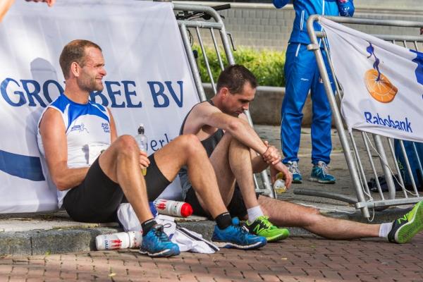 de 10 km en de Halve marathon
